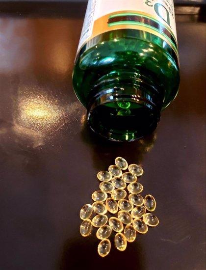 Triplicar la dosis diaria de vitamina D recomendada mejora la memoria pero enlentece el tiempo de reacción