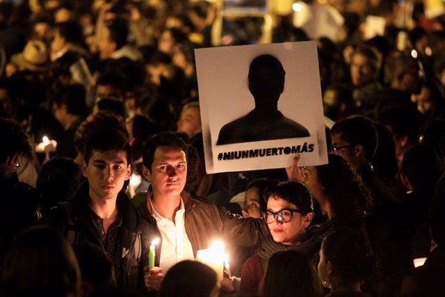 """Naciones Unidas: """"En 2018 el número de masacres en Colombia aumentó en un 164 po"""