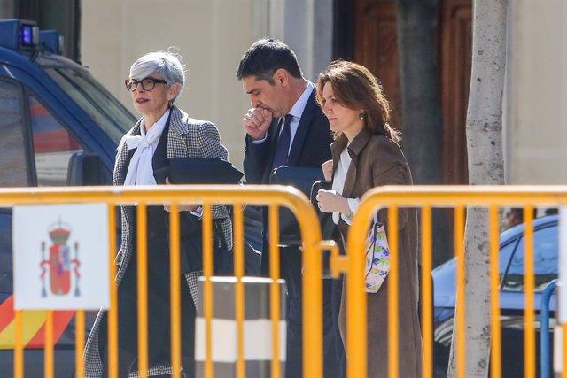 Dissetena jornada del judici del procés en el Tribunal Suprem