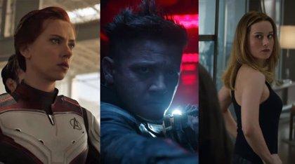 Avengers: Endgame: 20 imágenes clave del tráiler
