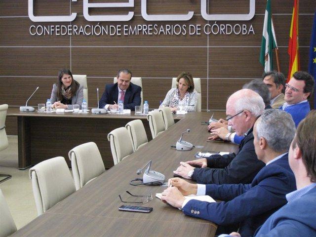 "Córdoba.- La Junta califica al sector agroindustrial cordobés como ""estratégico"""