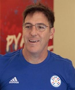 Paraguay completa la lista de convocados para los amistosos con Perú y México