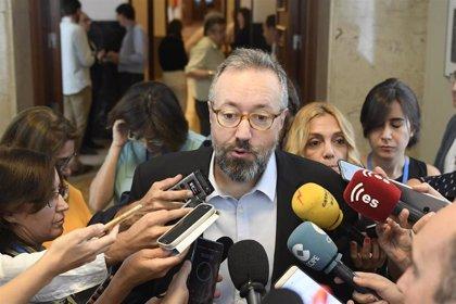 Girauta rechaza las críticas de dirigentes Ciudadanos en Talavera y reivindica su derecho a ser candidato por Toledo