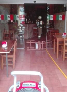 Sucesos.- Extinguido un incendio en la cocina del restaurante mexicano del Campo