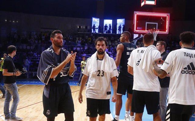 Baloncesto/Euroliga.- Crónica del Khimki Moscow - Real Madrid,