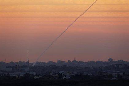Disparados contra Tel Aviv dos proyectiles desde la Franja de Gaza