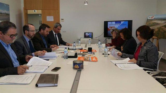 Alejandro Ibrahim, nuevo presidente del clúster aeroespacial de Aragón