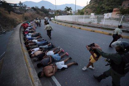 ONG cifran en cinco muertos y más de 300 detenidos las víctimas por los disturbios durante el apagón