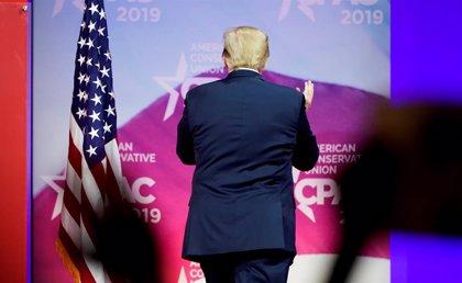 El Senado de EEUU aprueba una resolución para revocar la emergencia declarada por Trump en la frontera con México