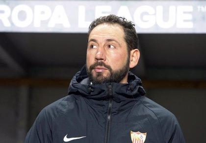 """Machín: """"El Slavia, de una forma u otra, nos ha avasallado"""""""