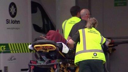 """La Policía confirma """"varios muertos"""" en los ataques contra dos mezquitas en Nueva Zelanda"""