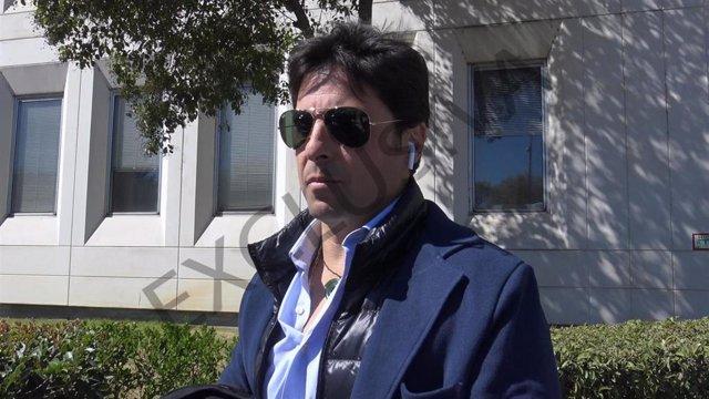 """Francisco Rivera, del supuesto enfrentamiento entre Lourdes y Eva González: """"Ínt"""