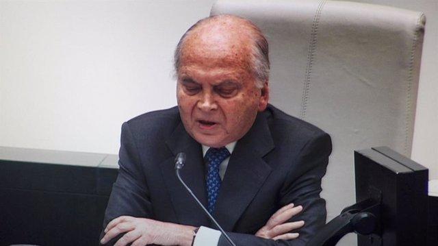 El director de la  Oficina Municipal contra la Corrupción, Carlos Granados