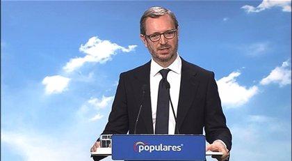 Javier Maroto anuncia que irá como número uno del PP por Álava