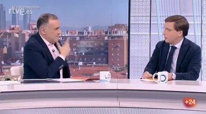"""Almeida defiende """"razonada y razonable propuesta"""" de Casado sobre maternidad y carga contra """"fake news de la izquierda"""""""