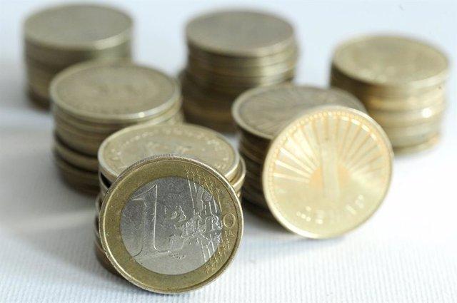 Dinero, Monedas, Euro