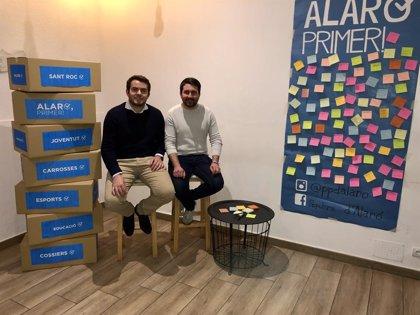 El PP d'Alaró es reuneix amb joves del municipi per a recollir les seves demandes de cara al programa electoral