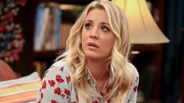 The Big Bang Theory: Emotiva reacción de Kaley Cuoco ante el último episodio