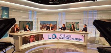 """Almeida está dispuesto a pactar con Cs y Vox """"si es necesario"""" para """"garantizar un cambio"""" en la Alcaldía de Madrid"""