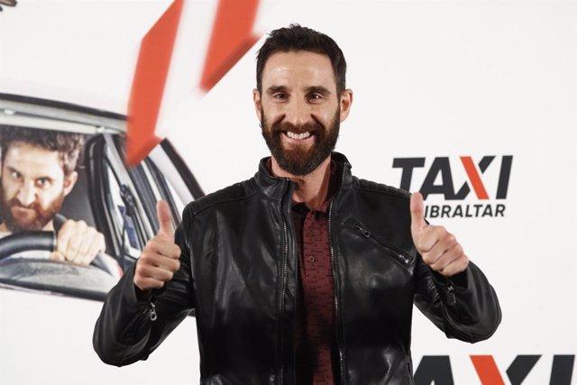 Premiere en Madrid de la película 'Taxi a Gibraltar'