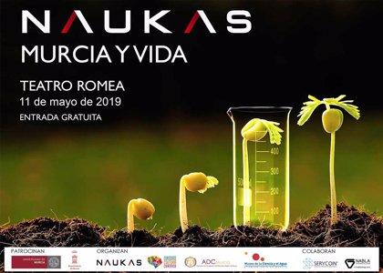 Naukas, el evento más importante de divulgación científica en castellano, llega en mayo a Murcia