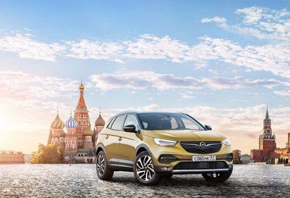 Opel regresa a Rusia con los modelos Grandland X, Zafira Life y Vivaro, disponibles a finales de año