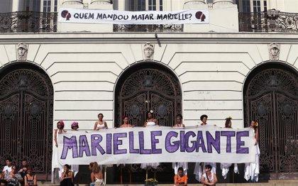 """""""¿Quién mandó matar a Marielle Franco?"""", concentraciones en Brasil y Argentina en el primer aniversario de su asesinato"""