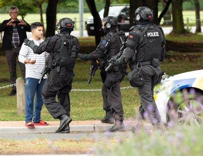 El atentado contra dos mezquitas en Nueva Zelanda, en imágenes