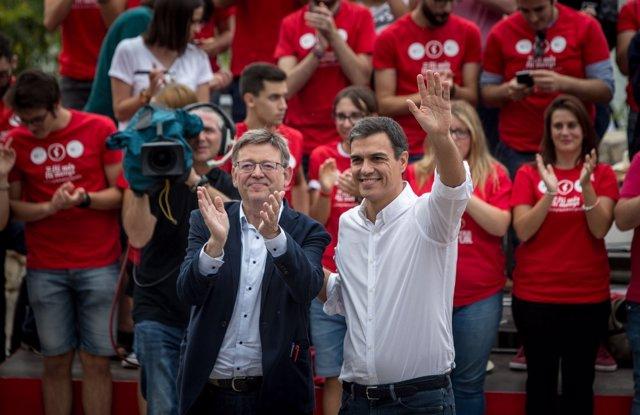"""28A.- Puig Pide Por Vídeo-Carta A La Militancia Socialista Una """"Movilización His"""