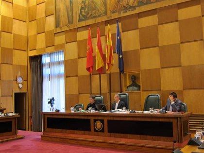 Decae el presupuesto municipal de 2019 al abstenerse el PSOE a las enmiendas a la totalidad de PP y Cs