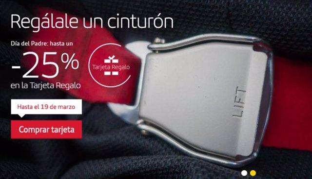 Iberia lanza una promoción con motivo del Día del Padre con descuentos del 25% e