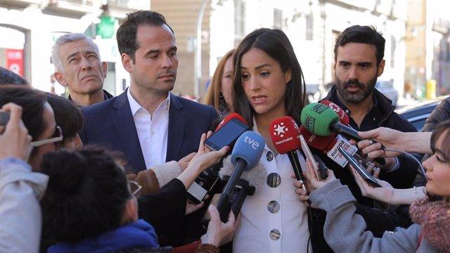 Villacís asegura que si es alcaldesa suspenderá Madrid Central y Aguado aboga po
