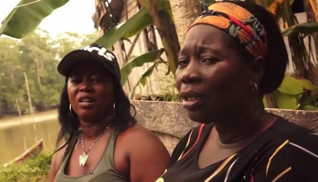 Las mujeres 'piangüeras' de Colombia, impulso fundamental para el medio ambiente