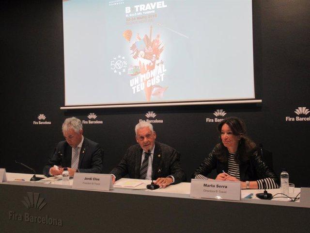 """Turisme de la Generalitat preveu que aquest estiu sigui """"similar"""" a 2018"""