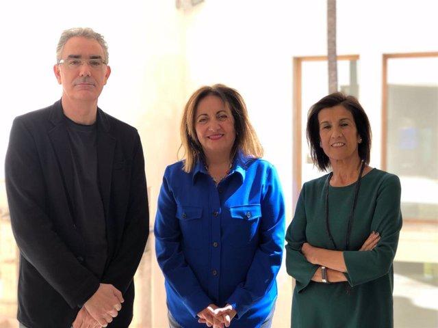 Cultura presenta al director del ICIB, Jaume Reus,