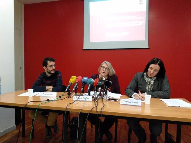 """Ecas critica el """"immobilisme polític"""" davant les desigualtats creixents en Tast"""