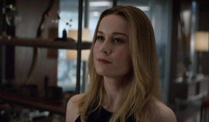 """Indignación por el look de Capitana Marvel en Vengadores Endgame: """"¿Por qué necesita maquillaje?"""""""