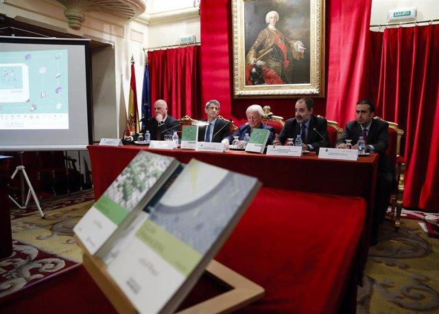 Unicaja.- El Proyecto Edufinet de Unicaja presenta en Madrid la sexta edición de