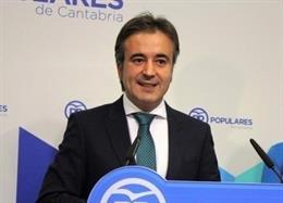 28A.- Diego Movellán, Cabeza De Cartel Del PP De Cantabria Al Congreso De Los Di