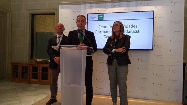 La Junta de Andalucía pondrá en marcha un plan estratégico conjunto para los sie