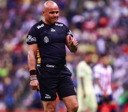 """""""Todos me la pelan"""": las polémicas palabras del árbitro de fútbol mexicano Francisco Chacón en pleno partido"""