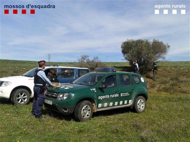 Mossos y Agents Rurals firman un protocolo para mejorar la comunicación y apoyo