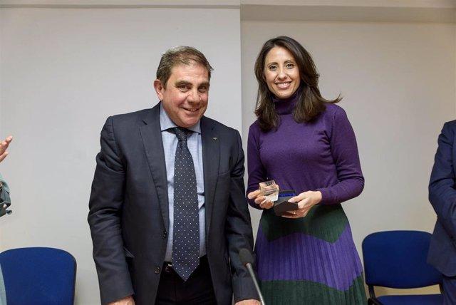 La diputada provincial Carmen Belén López ha clausurado el encuentro de la UIM.