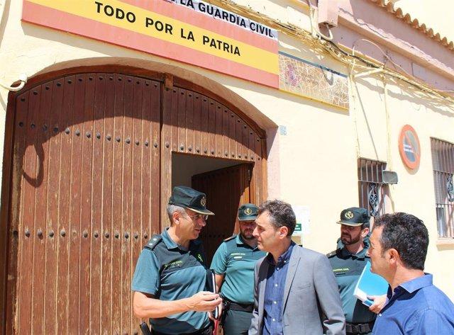 Visita de Tierraseca a Madrigueras