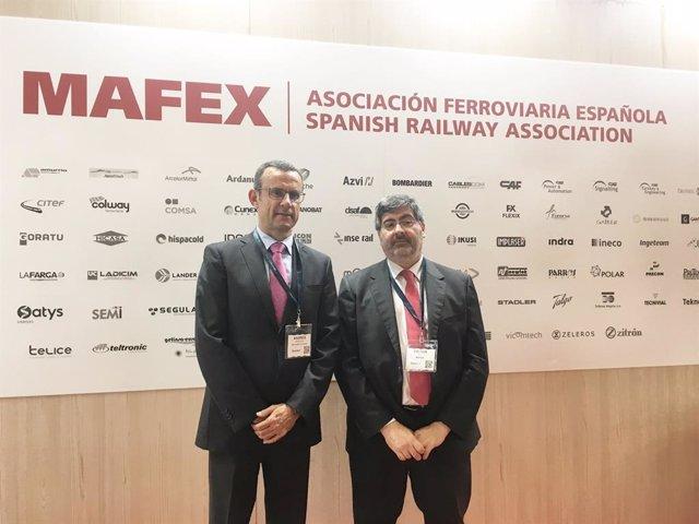 Metrotenerife y Mafex impulsan la internacionalización del sector ferroviario