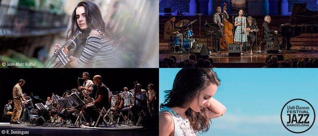 Andrea Motis oferir cinc concerts en el 51 Festival Internacional de Jazz d