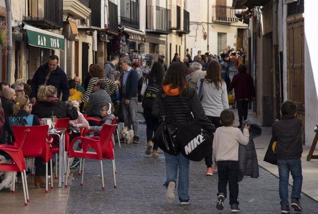 Turismo.- La promoción turística de la Diputación de Castellón contribuyó a aume
