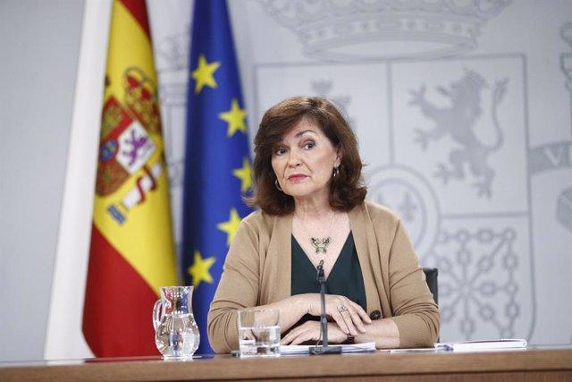 El Gobierno impugna ante el TC la comisión de investigación a la monarquía cread