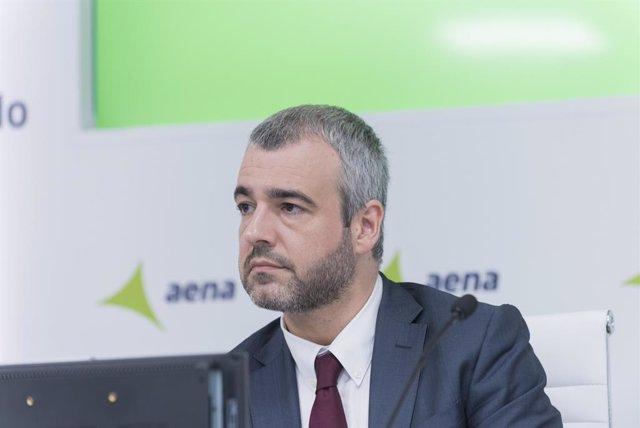 Maurici Lucena, president d'Aena