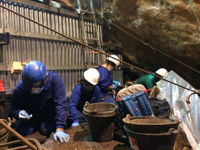 Córdoba.- La Cueva del Ángel de Lucena participa con muestras de ADN en un estud